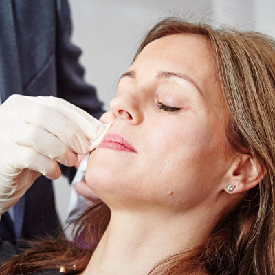 cosmetic injections preparation