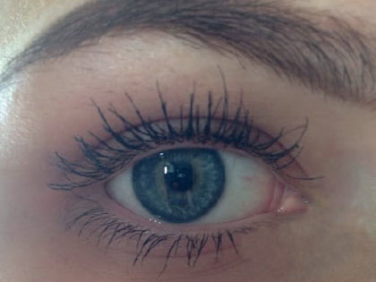 eyelash serum after 2