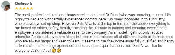 Review of Dr Bland